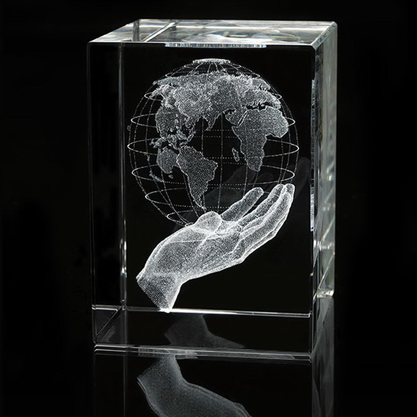 World Partnership Award - Medium Block