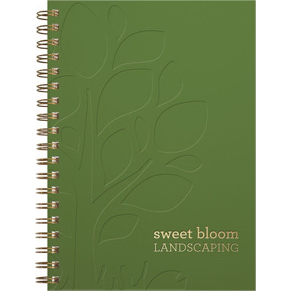 Smooth Matte Journals - Medium Note Book
