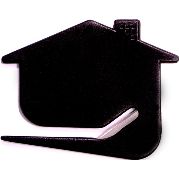 Jumbo size house shaped letter opener