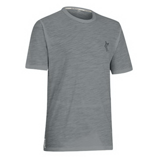 Ashworth Cotton Slub T Shirt-Blank