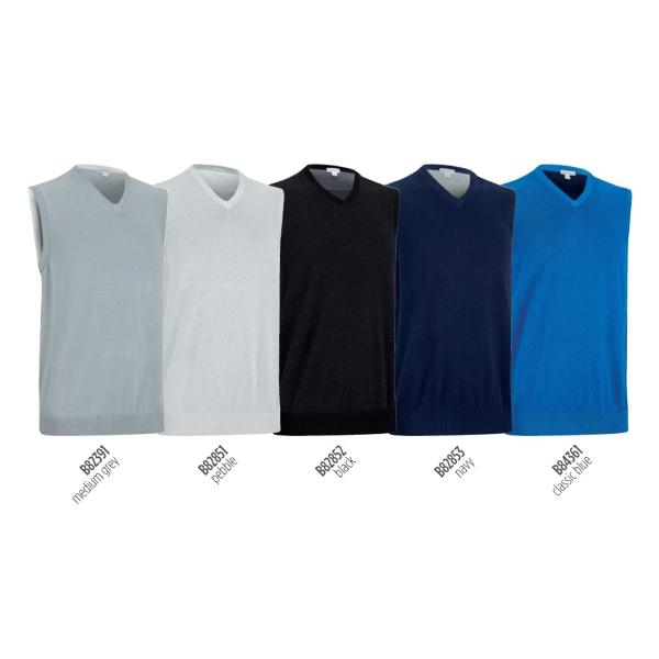 Ashworth Pima cotton Sweater Vest- Blank
