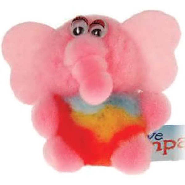 Full Pink Elephant Animal Weepul