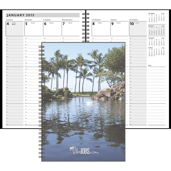 Weekly Organizer - Clear View Planner