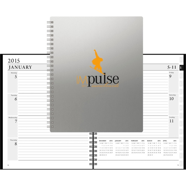 Xeo Planner Weekly - Alloy