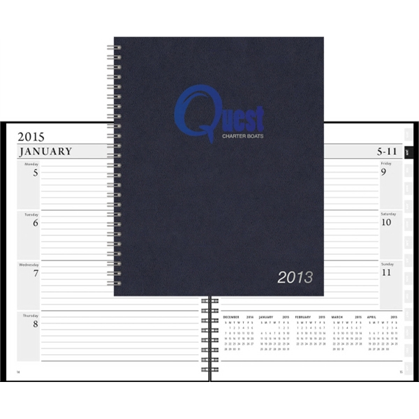Xeo Planner Weekly - Leatherette