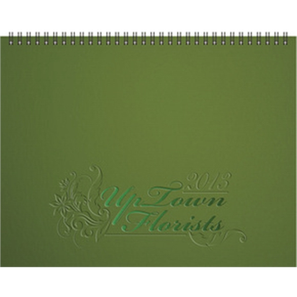 The President Monthly Planner - Deluxe