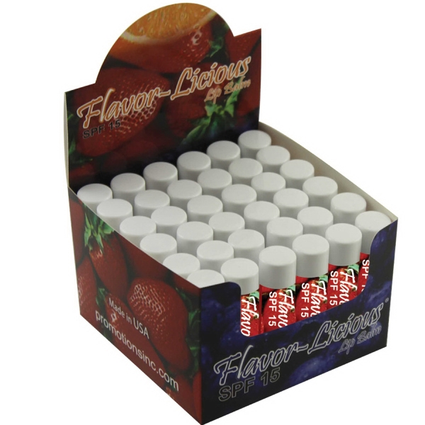 Boogie Blue Hawaiian Lip Balm - All Natural, USA Made