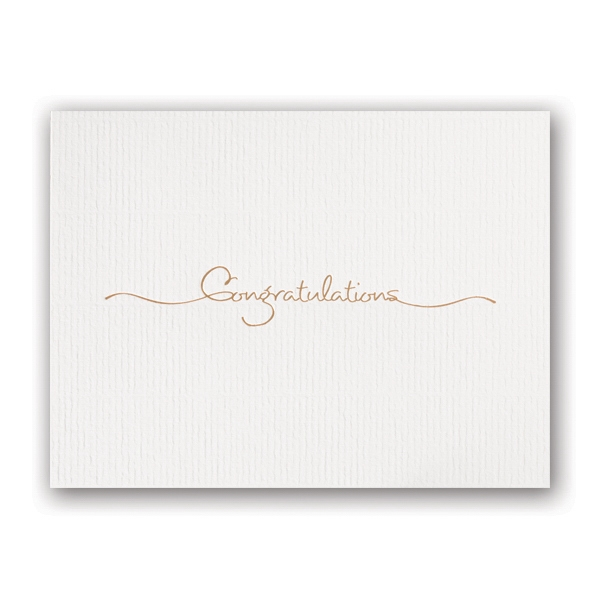 You've Done It! Greeting Card