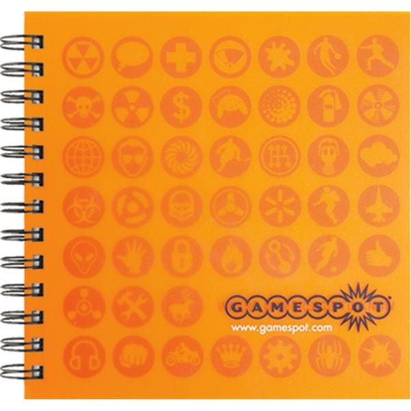 Prestige Cover Series 2 - Square Note Book