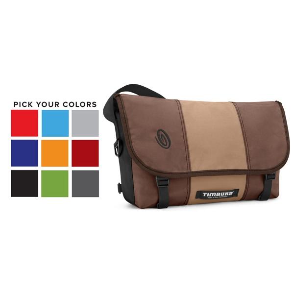 Custom Classic Messenger Bag - Small USA Made