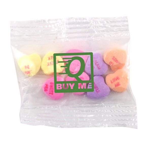 Bountiful Bag Promo Pack with Conversation Hearts Candy