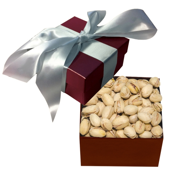 The Classic Pistachio Nuts Christmas Holiday Food Gift Box