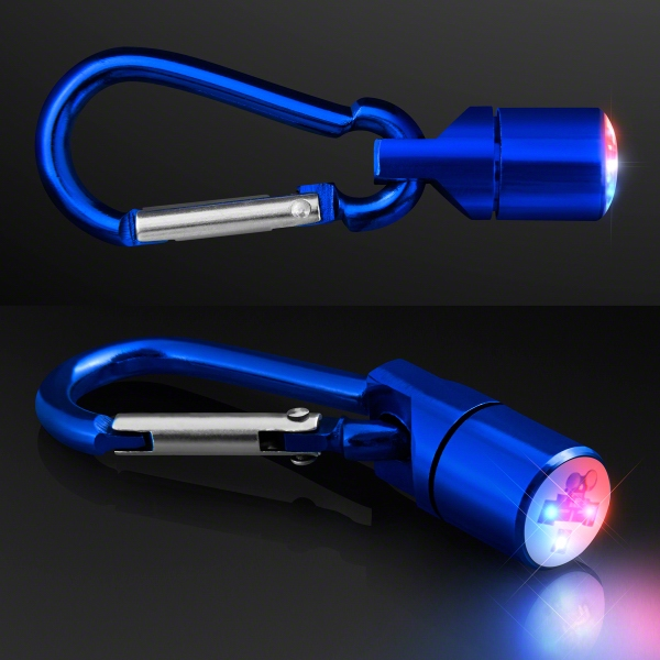 Blue LED Safety Light for Pet Collars
