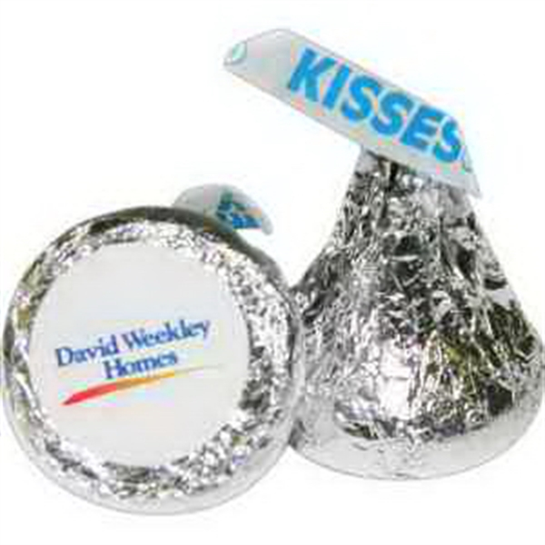 Hershey Kisses (R) with Label
