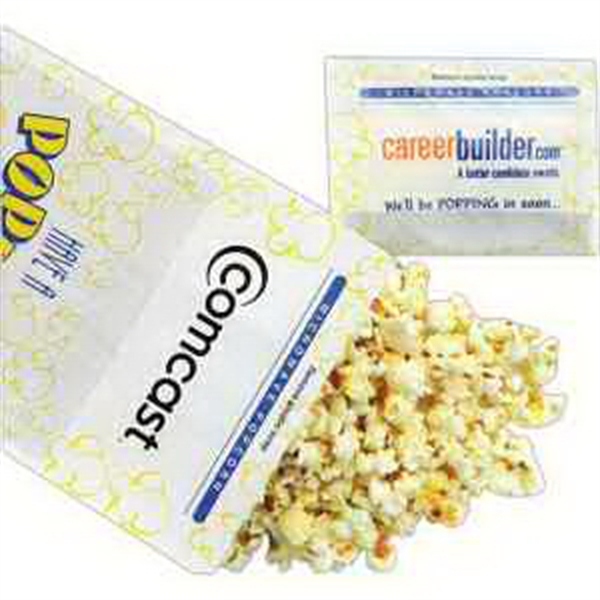 Stock Design Popcorn Bag