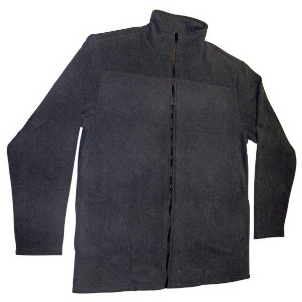 Men's Recycle Polyester Microfleece Jacket
