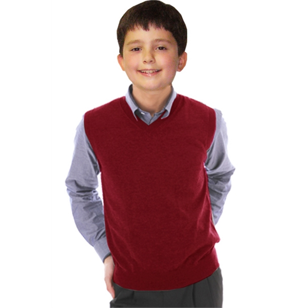 Youth School Uniforms Vest