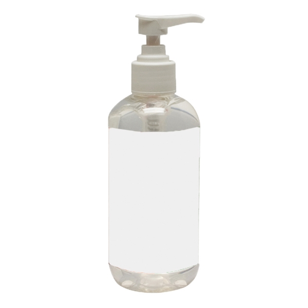 8 oz. Antibacterial Hand Sanitizer Dispenser