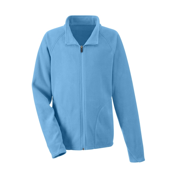 Team 365 (TM) Youth Campus Microfleece Jacket