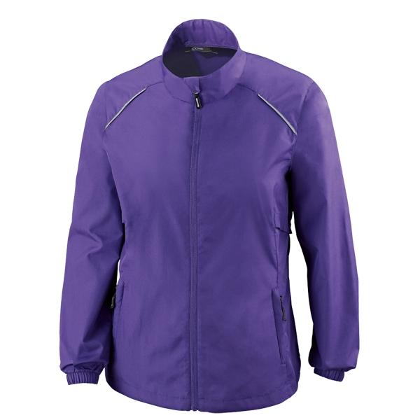 Core365 (TM) Ladies' Motivate Unlined Lightweight Jacket