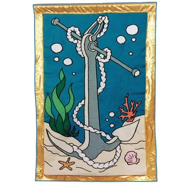 Nautical design flag