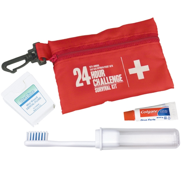 Toothbrush Travel Kit - Toothbrush Travel Kit.