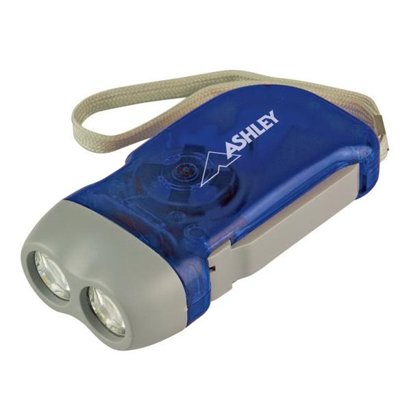 Hand-Powered Flashlight - Hand-Powered Flashlight.