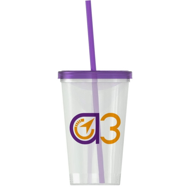 On-The-Go Tumbler 20 oz Travel Tumbler - 20 oz Travel Tumbler.