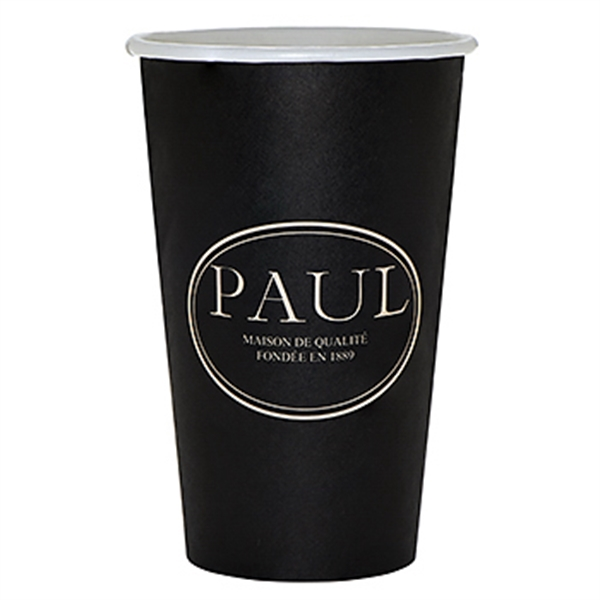 16 oz Paper Hot Cup - Flexographic Printing