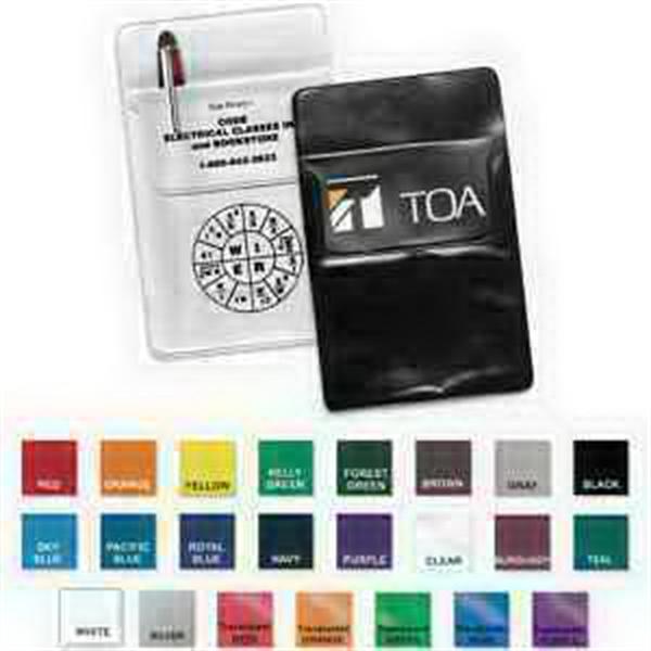 Pocket Protector 1 3/4 Flap - Translucent
