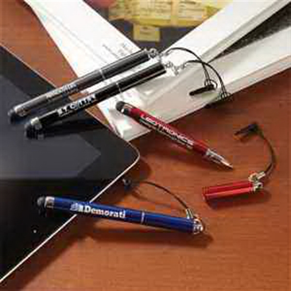 Dynamic Duo Stylus With Pen