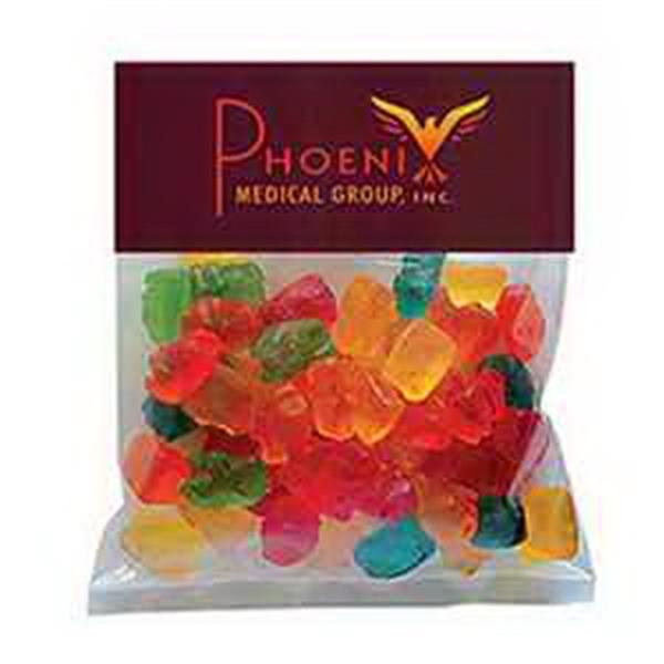 Gummy Bears in Small Header Pack