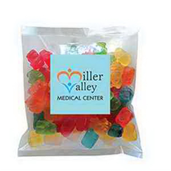 Gummy Bears in Small Label Pack