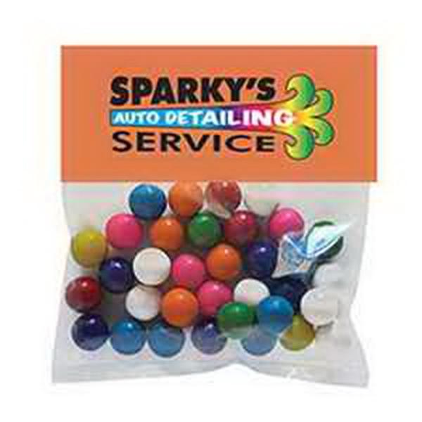 Gum Balls in Small Header Pack