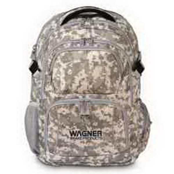 Mercury Backpack Digital Camo