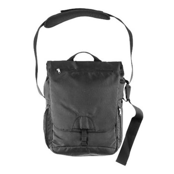 BagEdge Vertical Messenger Tech Bag