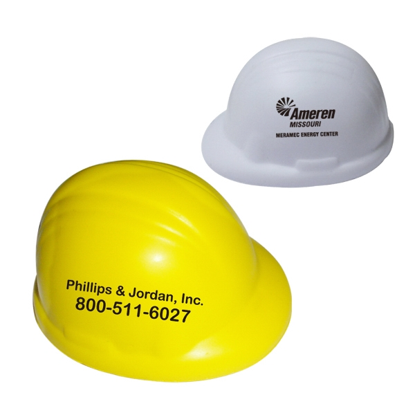 Hard Hat Stress Relievers