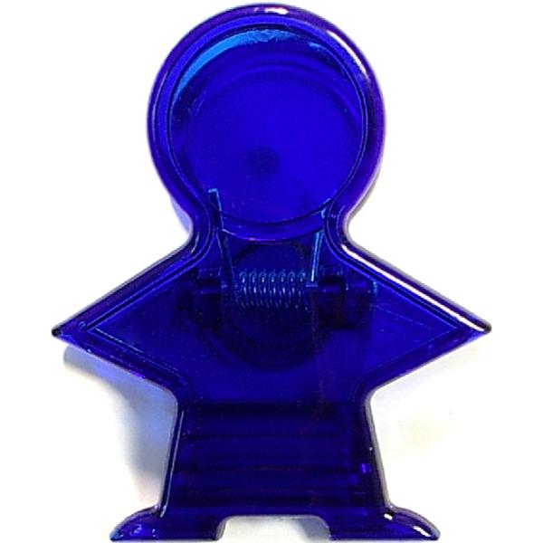 Figure shape memo clip