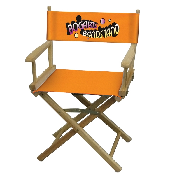Director Chair Table Height (Full-Color Thermal Imprint)