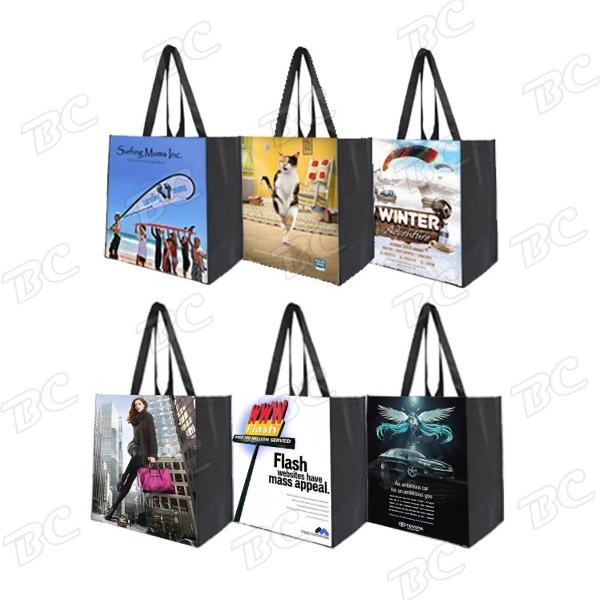 Speedster PET Sublimated Tote Bag