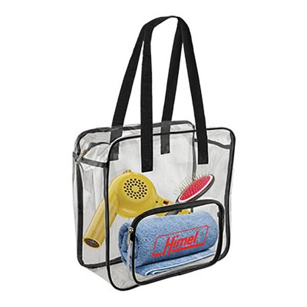 Clear Tote Bag 3