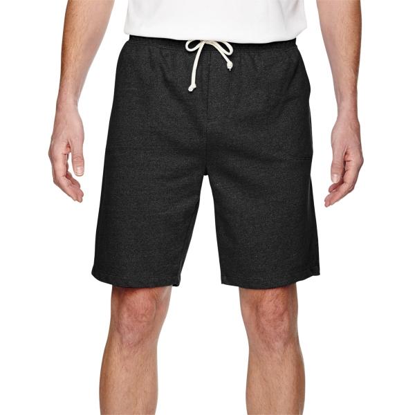 Alternative Men's Eco-Mock Twist Triple Double Short