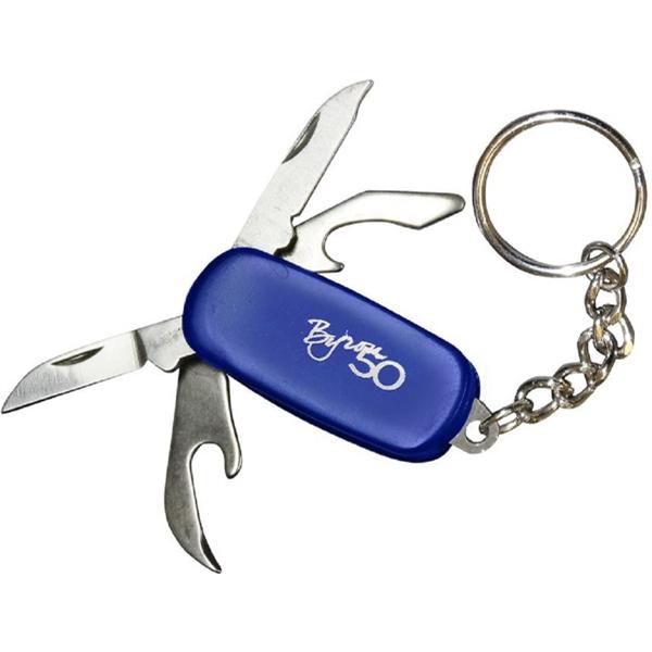 5 Function Pocket Knife