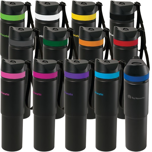 20 oz. Persona™ Tower Vacuum Water Bottle