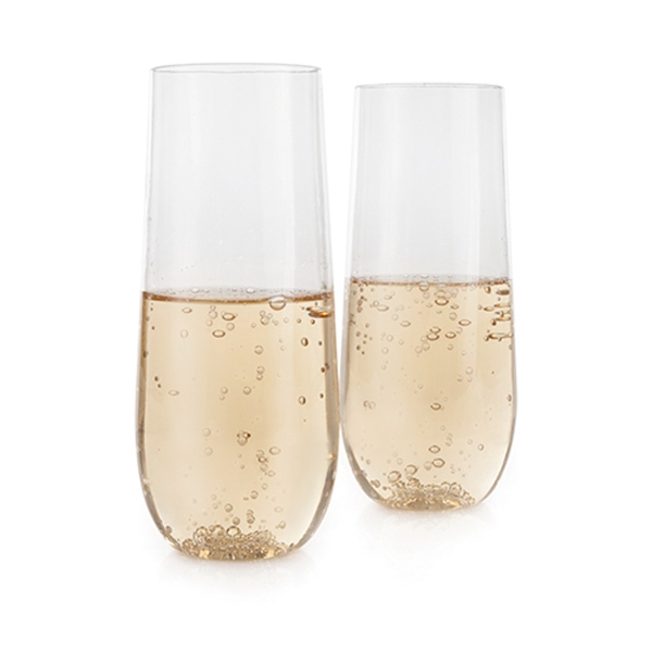 Flexi Stemless Champagne Flutes