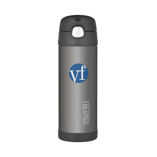 Thermos® Hydration Bottle with Straw- 16 Oz.