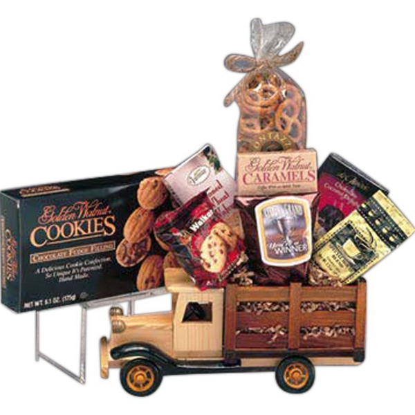 Executive Antique Truck Gift Set
