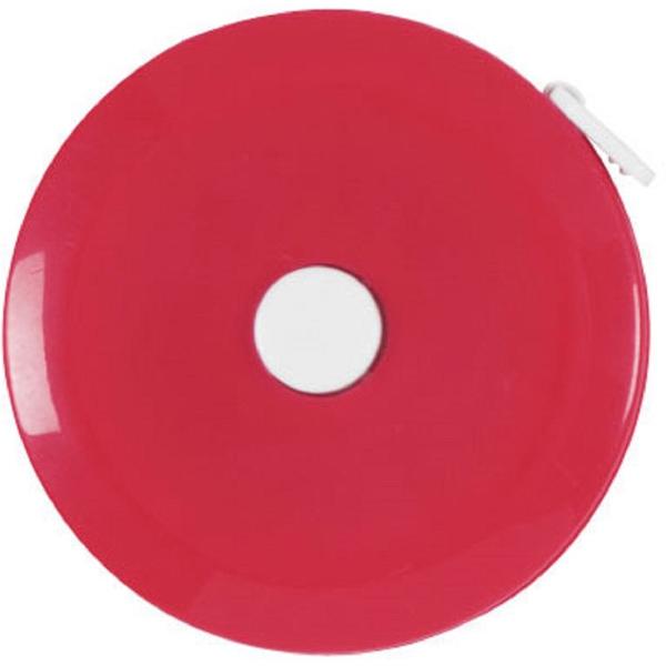 Circular Retractable Tape Measure