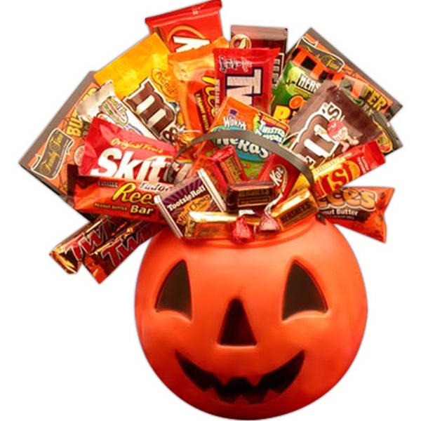 Monster Mash Gift Basket