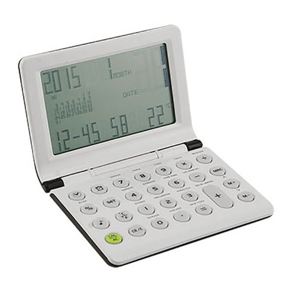 Desktop Calculator and World Time Clock